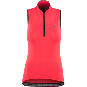 Northwave Muse Bike Jersey Sleeveless Women pink